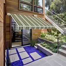 Retractable Waterproof Awnings Waterproof Door Awnings Ebay