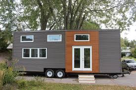 modern tiny house on wheels tiny house listings canada