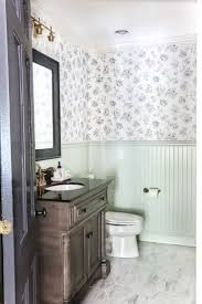 Powder Room Stencil 961 Best Cool Bathrooms Images On Pinterest Bathroom Ideas