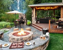 Backyard Firepit Ideas Backyard Pit Plans Do It Yourself Fireplaces Firepits