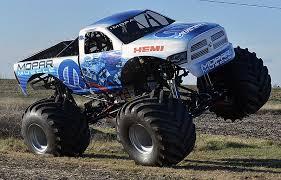 themonsterblog monster trucks mopar introduces