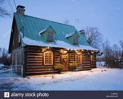 log home styles old canadiana cottage style residential 1974 reconstructed log