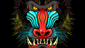 creepy monster ipad 1 u0026 2 wallpaper id 14376 download wallpaper