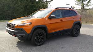 jeep cherokee off road tires day by day review 2015 jeep cherokee trailhawk expert reviews
