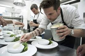 le chef en cuisine chef yves le lay explores the of his culinary soul with