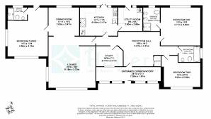 Conservatory Floor Plans 59 Hospital Road Builth Wells Ld2 3he Holters