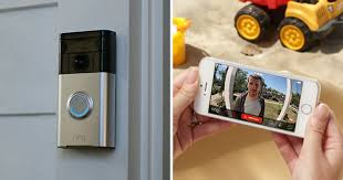 front door video camera now you can use your phone to see video and talk to people at your
