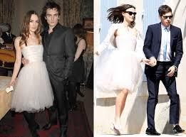 recycled wedding dresses did keira knightley wear a recycled wedding dress donned