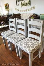 Fabric For Dining Chair Seats How To Reupholster A Chair Craft Upholstery And Diy Furniture
