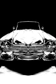 vintage cars drawings october horror 2016 christine 1983 by eyeofsemicolon on deviantart