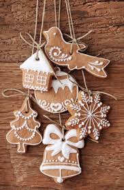gingerbread ornaments 41 diy christmas ornaments to make your tree one of a