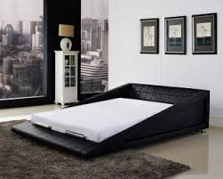 King Size Leather Bed Frame Bedrooms King Size Bed Black King Size Faux Leather Bed Frame