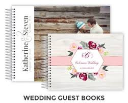 personalized guestbook guest book guest books personalized guest book sign in book