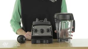 review of the vitamix professional series 300 blender youtube