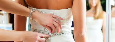 wedding dress alterations 5 tips for wedding dress alterations camille s of