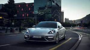 Porsche Panamera Next Gen - 2018 panamera turbo s e hybrid debuts as the most powerful