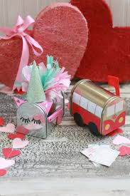 valentines mailbox diy s mailboxes with cricut everyday