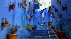 The Blue City Morocco by The Blue City Chefchaouen Arabicollege