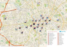 Printable Maps Berlin Printable Map Printable Maps