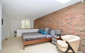 closet stylish design interior captivating bedroom skylight loft