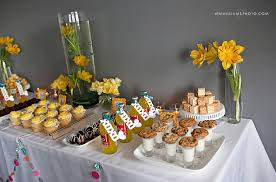 wedding reception ideas on a budget bright yellow modern wedding ideas dessert bar budget friendly