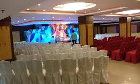 maps banquet hall based in miyapur is designed with an eye for