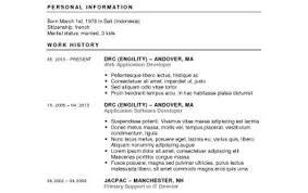 free resume maker software