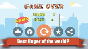 finger apk basket bounce magic finger apk free sports for