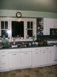 vintage metal kitchen cabinets 1950 s vintage metal geneva kitchen cabinets there is a lot