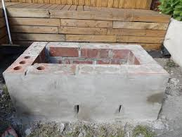 Easy Fire Pits by Rendered Fire Pit With Ventilation Holes Www Kezzabeth Co Uk