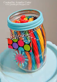 edible party favors rainbow licorice jar st s day gifts for