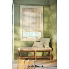Inside Mount Window Treatments - 32 shades window treatments the home depot