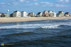 Map Of Outer Banks Nc Nc Outerbanks Com