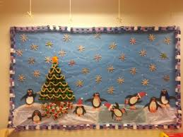 our winter wonderland class bullitin board made 95 by students in