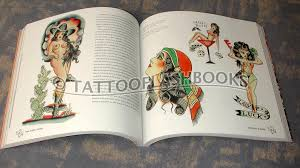 tattooflashbooks com carol clerk vintage tattoos the book of