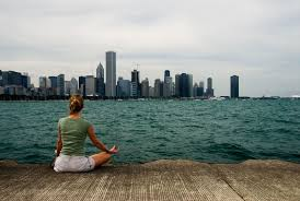 14 best bets for outdoor yoga classes in chicago