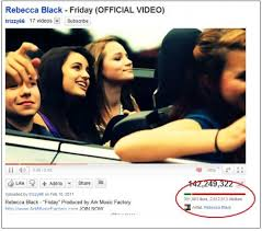 Rebecca Black Meme - rebecca black friday or memes and musicians are different things