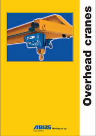 manufacturers of overhead travelling cranes and explosion proof