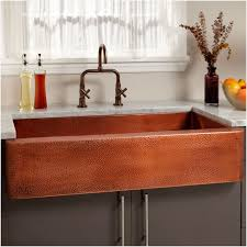 42 inch farmhouse sink 42 inch farmhouse sink the best option 42 fiona hammered copper