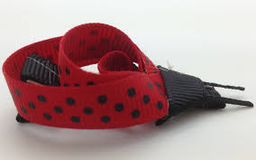 ladybug ribbon how to make a ladybug ribbon hair clippie