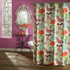 gorgeous and stunning curtains for bathroom decoration