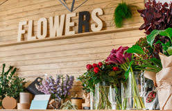 Flower Shop Interior Pictures Flower Shop Interior Small Business Of Floral Design Studio Stock