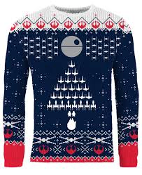 sweater wars wars rebel invaders knitted sweater jumper merchoid