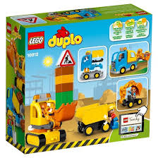 lego duplo truck tracked excavator 10812 target
