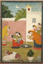 517 best indian art india in art old and new traditional and guler painting
