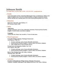 Free Fill In Resume Templates Paystub Free Download Edit Create Fill And Print Pdf Templates