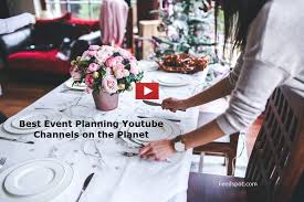 event planners top 40 event planning channels for event planners