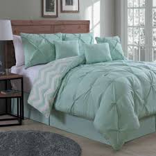 Green And Black Comforter Sets Queen Buy Mint Green Comforter From Bed Bath U0026 Beyond