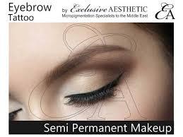 eyeliner tattoo pain level eyebrow tattoo dubai always perfect last 2 to 3 years