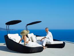 Santa Barbara Wicker Patio Furniture -